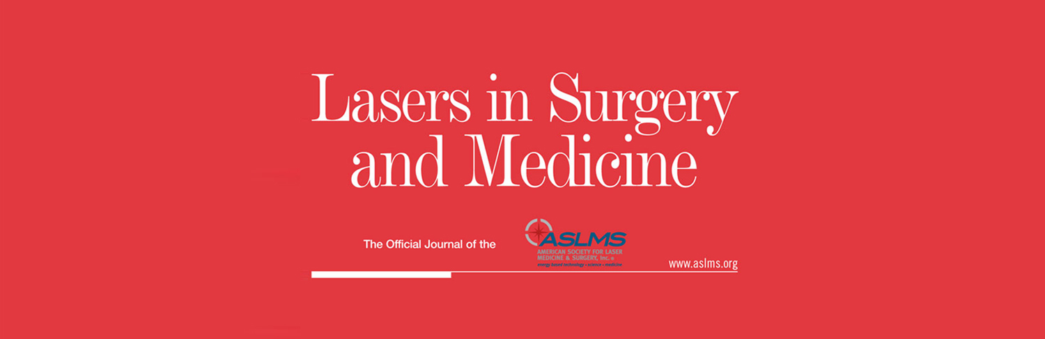 Lasers in Surgery and Medicine 43:92-98 (2011)