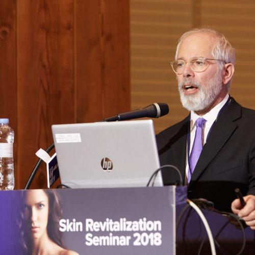 Skin Revitalization Seminar in South Korea