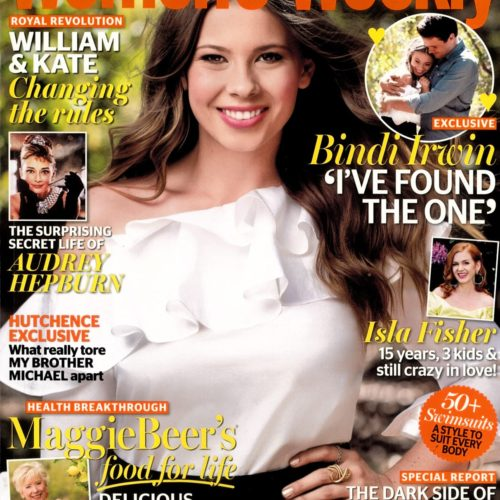 Dr. Tanghetti Featured In Australian Woman's Weekly