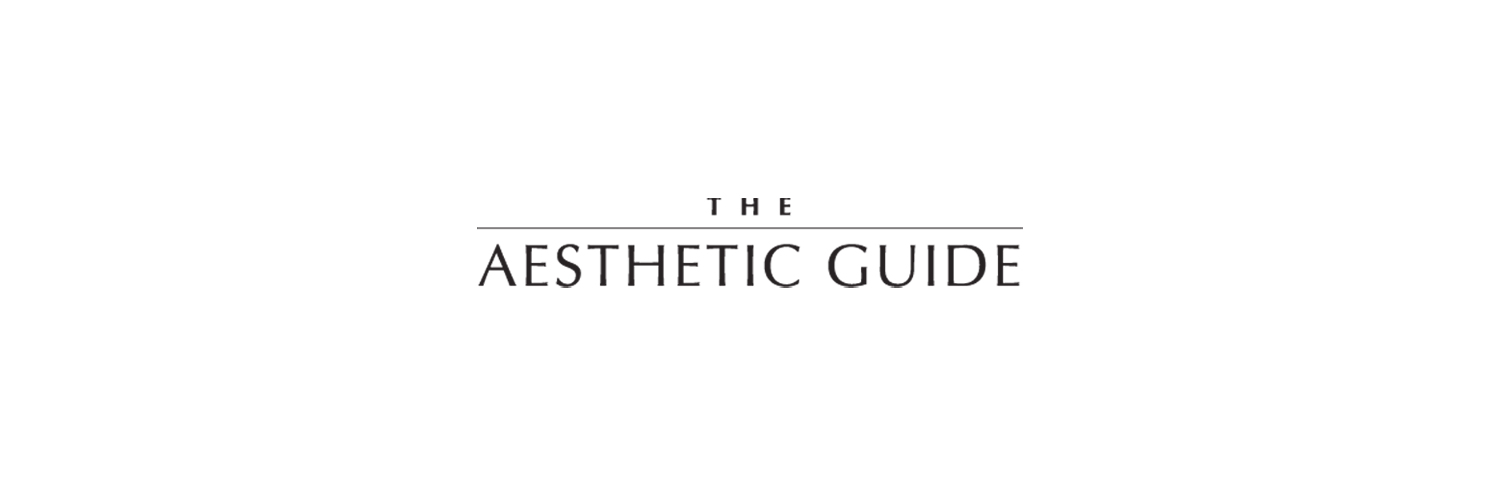 Featured in The Aesthetic Guide